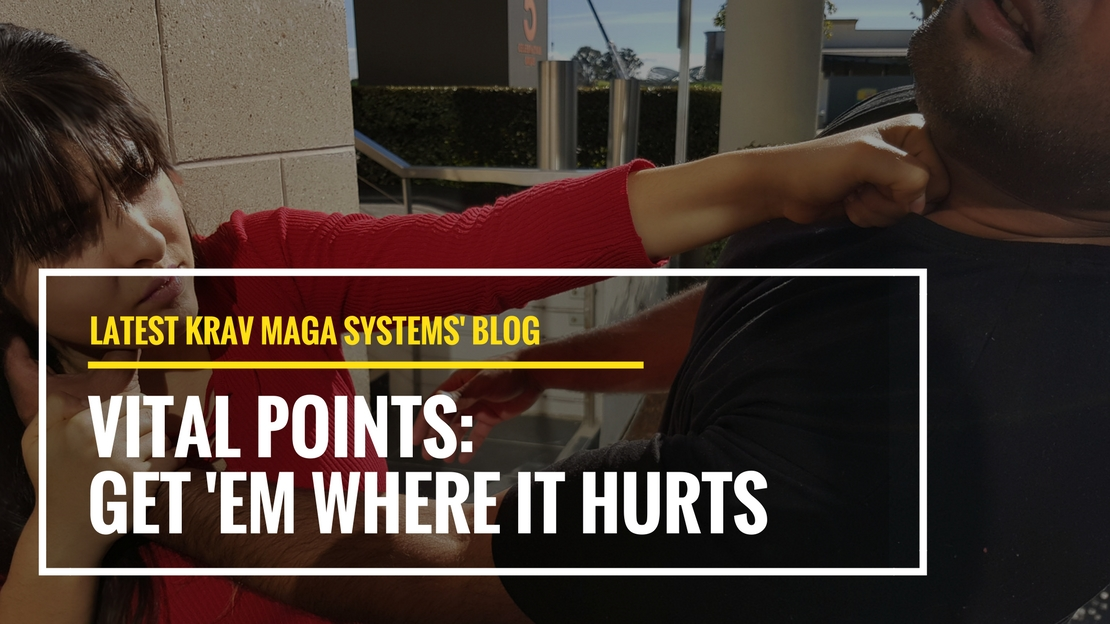 Vital Points: Get 'em where it *really* hurts!