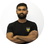 Karthik, Krav Maga Systems Instructor