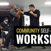 Community Self-Defence Workshop<br> (5/10/19 – 1pm)
